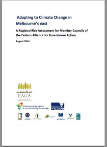EAGA Climate Risk Assessment