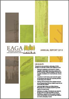 EAGA Annual Report 2013