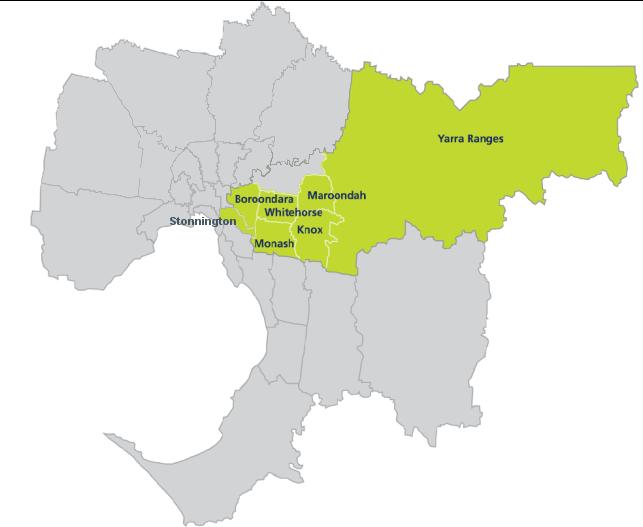 EAGA Region